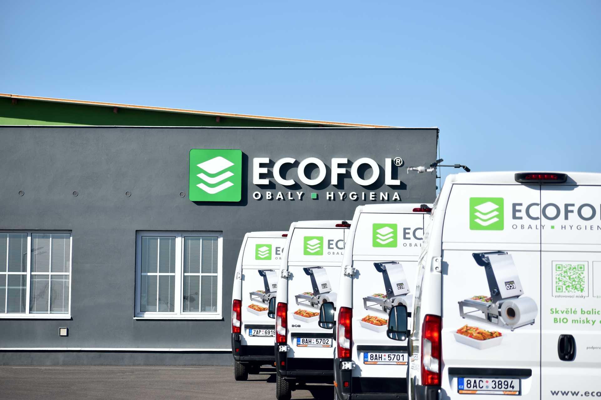 ECOFOL - doprava a platba po celé ČR
